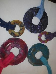 more washer pendants