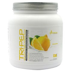 Metabolic Nutrition Tri-PEP Nutritional Supplement, 400 Gram - Choose Flavor