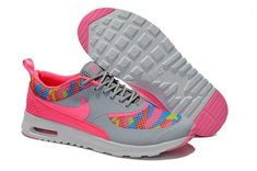 size 40 c20ac b31a9 Buy Womens Nike Air Max Thea Print Natural Running Shoes White Grey Pink  TopDeals from Reliable Womens Nike Air Max Thea Print Natural Running Shoes  White ...