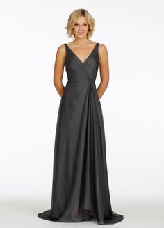 Wishesbridal A Line Bridesmaid/Evening Dress