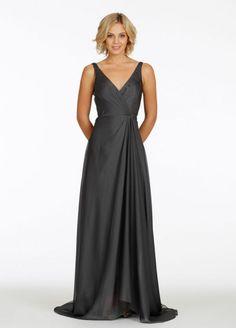 Wishesbridal A Line Bridesmaid/Evening Dress