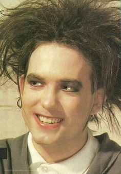 Robert's got a beautiful smile <3