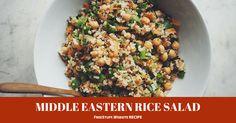 Middle Eastern Rice Salad - FreeStuff.Website