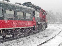 Tren Ch-P. Chepe. Chihuahua al Pacífico. Chihuahua capital a Los Mochis en…