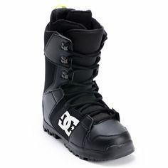 DC Phase Black Snowboard Boot 2013 at Zumiez : PDP
