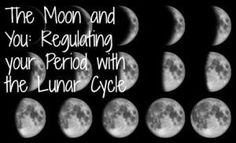 Regulating Your Period with the Moon Cycle | The Hormone Diva