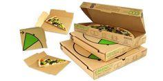 green box pizza cover