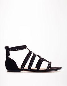 Bershka Romania - Bershka detail sandals