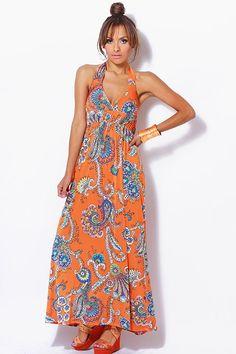 Paisley Ella Dress | Awesome Selection of Chic Fashion Jewelry | Emma Stine Limited