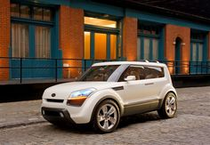 2016 Kia Soul Front View It's coming back in cream!
