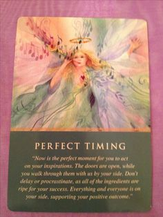Perfect Timing: Do you feel like you're turning a corner? If so, then you are. You've been building up to this moment, and there's much to enjoy and appreciate. Receive this gift with a grateful heart full of love and watch further gifts and blessings unfold before your eyes.   Blessings,  Jewel x