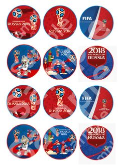 Excited to share the latest addition to my shop: 2018 Fifa World Cup Cupcake Toppers Printable HD JIG designs World cup fathers day banner Soccer Birthday, Birthday Cup, Soccer Party, Boy Birthday Parties, 10th Birthday, England World Cup 2018, Soccer Cake, Soccer Usa, Fathers Day Banner