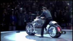 This Will Tell You Why Dodge Tomahawk Is Truly A Work of Art