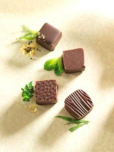 William Curley Floral Chocolates
