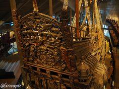 Cosa vedere a Stoccolma: il museo Vasa, attrazione imperdibile! Lion Sculpture, Tower, Statue, Museum, Rook, Computer Case, Sculptures, Sculpture, Building
