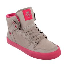 Supra Vaider Women's ($110) ❤ liked on Polyvore