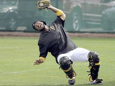The Pirates were hopeful Elias Diaz would be the starting catcher in 2017. Now, it will be interesting to see will be confident to entrust him with the job after