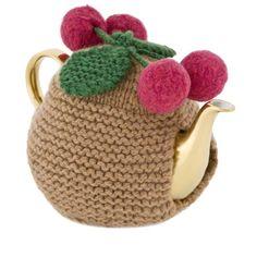 Paul Smith Cherry Wool Tea Cosy