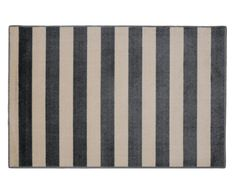 Tapete Italy Stripes Grafite - 100X150cm