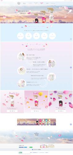 Japan Design, Site Design, Web Design Inspiration, Mists, Website, Calendar, Rose, Illustration, Ideas