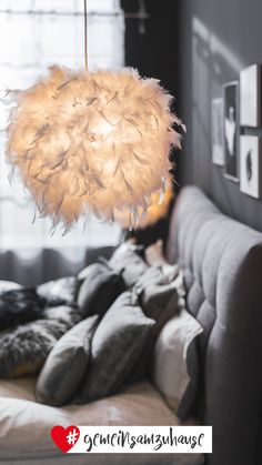 Shop the Look - Cosy Grey Cosy, Ottoman, Furniture, Home Decor, Decorating Ideas, Bedroom, Ad Home, Decorations, Feathers