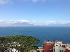 La vista panoramica