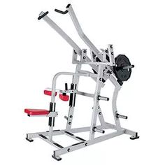 Plate-Loaded Strength Equipment | Life Fitness