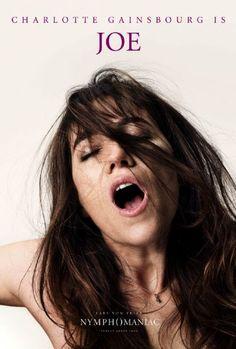 """""""Nymphomaniac"""", novo filme de Lars Von Trier, tem 14 cartazes divulgados"""