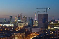Varsovia skyline