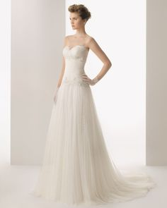 Nouvelle collection de robes de mariées Rosa Clara 2014