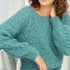 Crochet Woman, Knit Crochet, Tights, Leggings, Jumpers, Pullover, Knitting, Sweaters, Winter