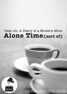Does alone time as a
