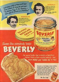 I wondered whatever happened to Beverly. Apparently, she tastes pretty good!