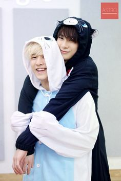 Jinjin and Moonbin - BIAS WRECKERS #astro