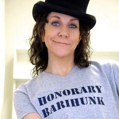 Joyce DiDonato. Honorary Barihunk