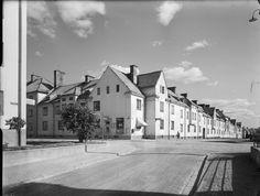 House in Eskilstuna, Sweden.