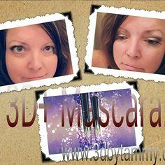 www.3dbytammy.com LOVE my lashes with my naturally based 3D Lash Mascara!! #bestmascara #eyemakeuo #youdeservethis #orderonline #mascara #makeup #best #longerlashes