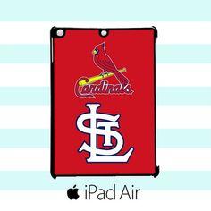 Fancy ST. LOUIS CARDINALS iPad Air 5 Case Cover