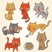 Find Funny Cartoon Cats Vector stock images in HD and millions of other royalty-free stock photos, illustrations and vectors in the Shutterstock collection. Thousands of new, high-quality pictures added every day. Cat Vector, Vector Stock, Tigger, Sculpture Art, Illustrators, Royalty Free Stock Photos, Comics, Disney Characters, Drawings