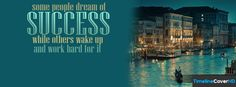 Some People Dream Of Success Timeline Cover 850x315 Facebook Covers - Timeline Cover HD