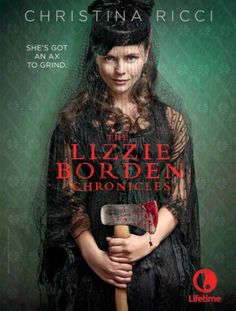 The premiere of The Lizzie Borden Chronicles, the new Lifetime mini-series, will be on April 5. Description from lizzieandrewborden.com. I searched for this on bing.com/images