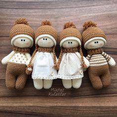 Bu ekip bence biziz ha @sevgilihobi ...! ? 👉 25 cm #amigurumi #amigurumipattern #amigurumilove #amigurumidoll #örgü #örgübebek…