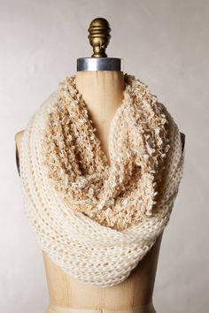 Nairna Infinity Scarf - anthropologie.com