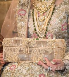 The Essential Guide to Muslim Wedding Rituals & Customs Best Picture For Bridal Outfit indian For Your Taste You are looking for something, and it is going to tell you exactly w Desi Bride, Desi Wedding, Wedding Wear, Wedding Bride, Wedding Gifts, Wedding Bells, Wedding Fun, Wedding Couples, Indian Bridal Outfits
