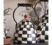 Mackenzie-Childs Teapot adorable