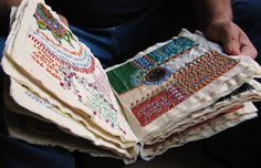 Million Little Stitches: The Crazy Quilt Journal