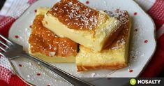 Tejes pite recept képpel. Hozzávalók és az elkészítés részletes leírása. A tejes pite elkészítési ideje: 40 perc