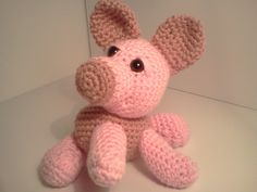 Piglet Amigurumi Free Pattern : Http: amigurumibb.com free patterns and tutorials crochet