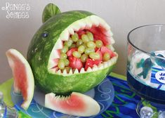 watermelon-shark - SHARK WEEK