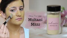 Multani Mitti Face Pack | Various Ways to Use Multani Mitti Clay | Makeu...
